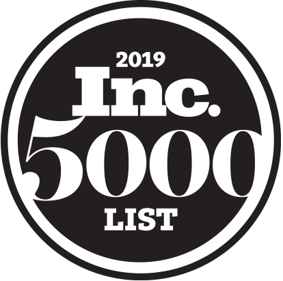 2019 inc. 5000 list logo